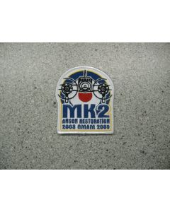 4741 - Mark 2 Anson Restoration Project patch