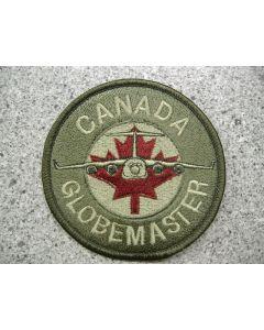 4828 268A - Canada Globe Master Patch LVG