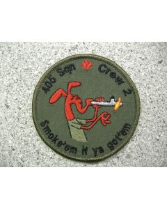 4836 159B - 405 Sqn crew 2 Patch LVG