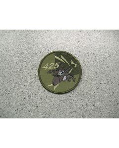 4882 218 C - 425 Squadron patch LVG