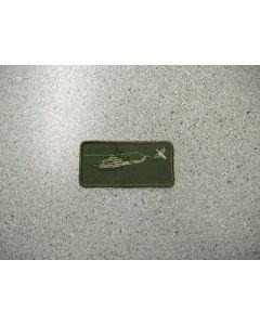 4899 130F - 3 CFFTS Griffon Nametag LVG