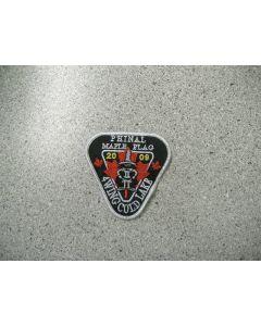 4947 333G - Phantom II Maple Flag Patch