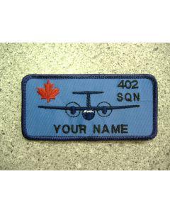 4975 - 402 Sqn Nametag colour
