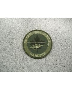 5007 28G - Rotary Wing Flight Rangers Patch LVG