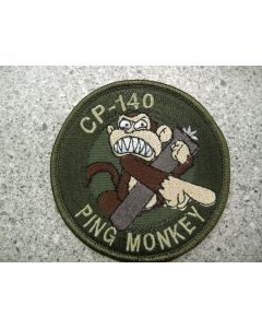 5059 222 F - CP-140 Ping Monkey Patch LVG