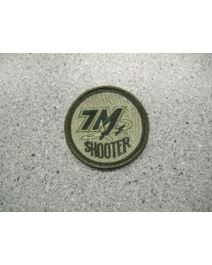 5071 - Aim 7 Shooter Patch LVG