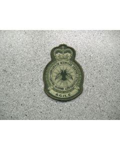 5096 156 C - Aerospace Warfare Centre Heraldic Crest