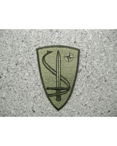 5102 302 E - NATO Patch LVG