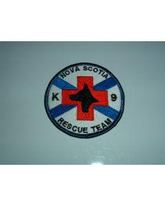 513 30L - Nova Scotia K9 Rescue Team