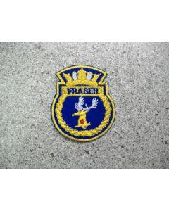 5138 - HMCS FRASER