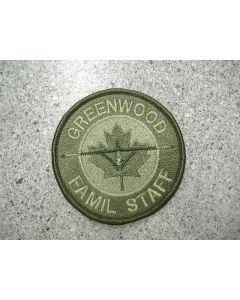 5218 - Greenwood Famil Staff Patch LVG