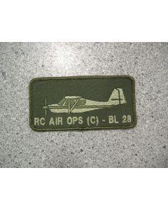 5379 - RC Air Ops ( C) - BL 28 Nametag LVG