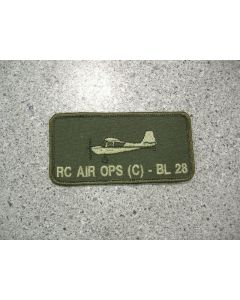 5380 - RC Air Ops ( C) - BL-28 Nametag LVG
