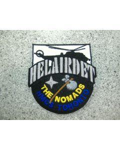 "5389 - HMCS TORONTO Helairdet ""The nomads"" Patch"