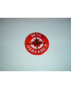 544 133 C - NFTC Harvard II Patch