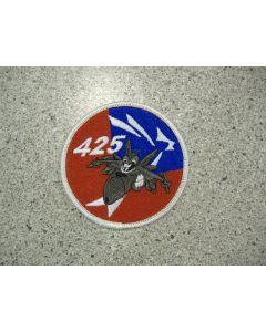 5493 2B - 425 Squadron color patch