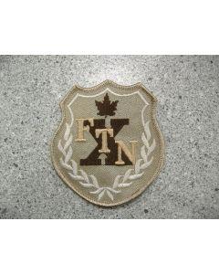 5551 - FTN Tan Patch