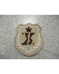 5554 - AIA Patch Tan