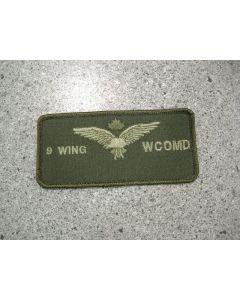 5583 - 9 Wing Nametag LVG