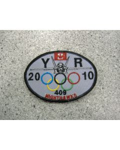 5598 - Olympic Year 2010 Color