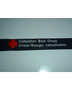 583 - Canadian Red Cross Logo for Cots
