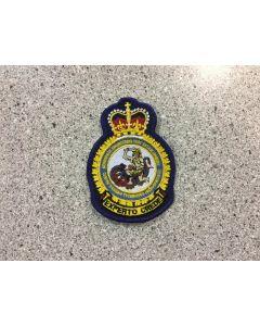 5921 57C - AETE Squadron Heraldic Crest