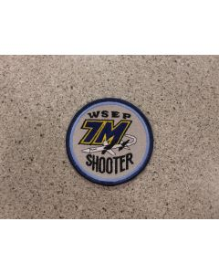 6025 - Aim 7 Shooter Patch color