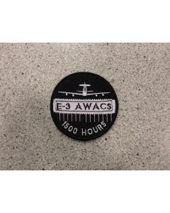 6029 254C - E-3 AWACS Dome 1500 Hours
