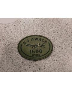 6030 - E-3 AWACS 1500 Hours LVG