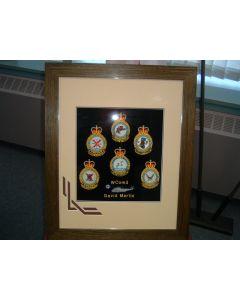 604 - 12 Wing Heraldic Colage