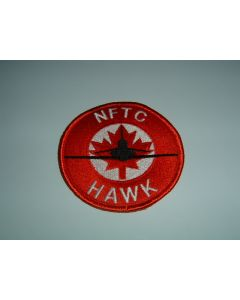 618 124B – NFTC Hawk Patch