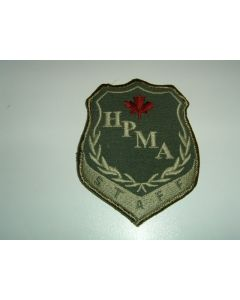 621 292 F - HPMA Staff Patch LVG