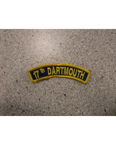 6254 - 17th Dartmouth rocker