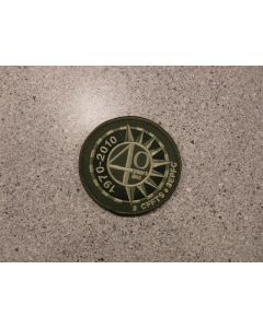 6282 262 A - 3 CFFTS Patch - 40 Years LVG