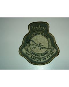 631 92A - Air Cadet Gliding Central Region Heraldic Crest LVG
