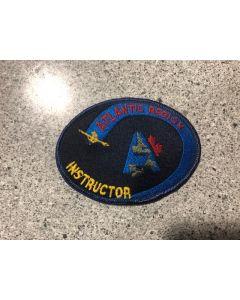 634 84D- Atlantic Region Instructor (Glider) Patch