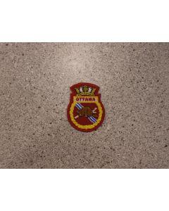 6431 - HMCS OTTAWA crest