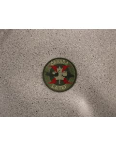 6577 282B - Canada LATEF Patch Coloured LVG