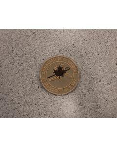 6623 - Canadian Detachment Elmendor Alaska Patch Tan