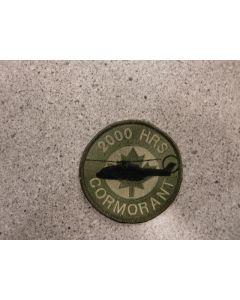 6668 - Cormorant Patch LVG - 2000 Hrs