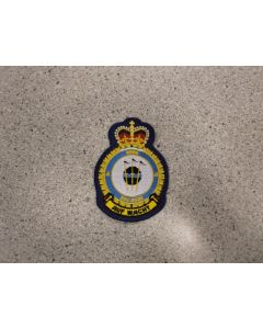 6686 280D - 4 Wing Cold Lake Heraldic Crest