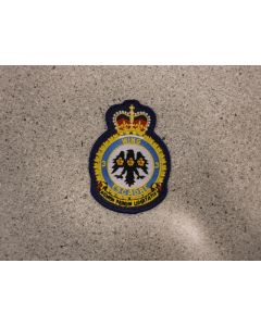 6690 280C - 3 Wing Bagotville Heraldic crest