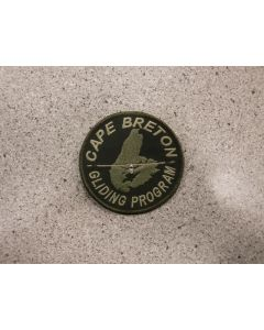 6706 282D - Cape Breton Gliding Program Patch LVG