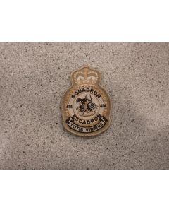 6765 283 B - 414 Squadron Heraldic Crest Tan