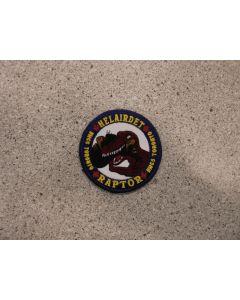 6859 699 C - HMCS TORONTO - Helairdet Raptor Patch