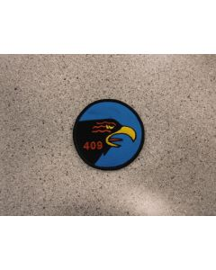 6899 354 F - 409 Squadron patch with bird facing the other way