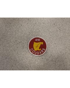 6994 294 D - 410 Cougar Patch