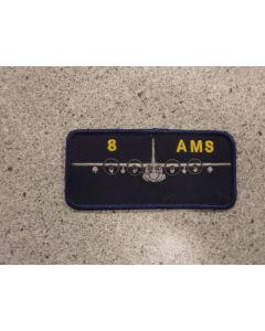 7004 - 8 AMS Nametag