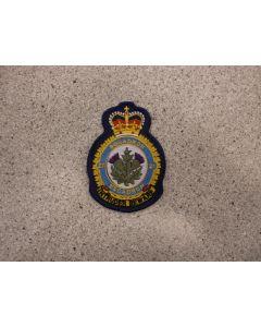7065 463 F - 21 Squadron Heraldic Crest