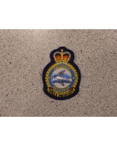 7080 296 H - 51 Squadron Heraldic Crest